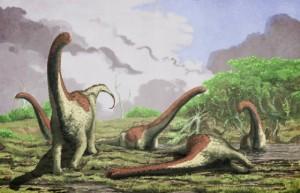 dinosaurus Rukwatitan bisepultus