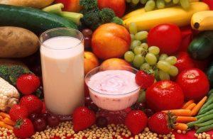 yoghurt dan susu