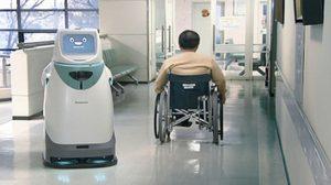robot lansia