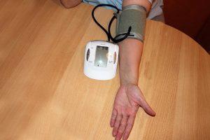 Monitor tekanan darah