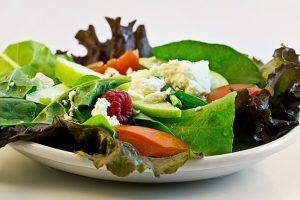 salad, sayuran