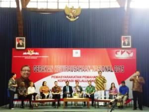wirausaha, seminar
