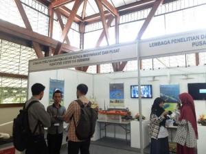 pameran, hasil riset, ITB