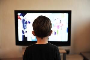 anak, televisi
