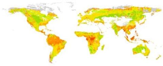 tanaman biofuel, gas rumah kaca