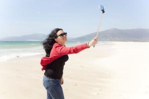 liburan, smartphone