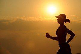 stamina tubuh, lari