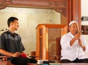 Talkshow bertema Membangun Peradaban Berlandaskan Pemikiran Islam. (Credit: its.ac.id)