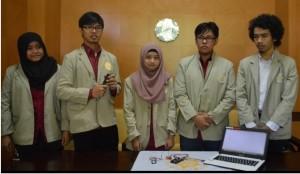 Mahasiswa UGM Kembangkan Alat Deteksi Kebocoran Pipa PDAM berbasis Acoustics Emissions. (Credit: ugm.ac.id)