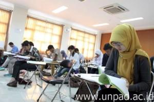 ujian, program profesi, UNPAD