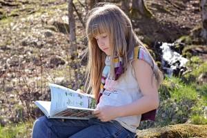 anak, membaca, belajar