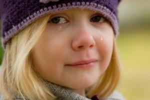 anak, menangis