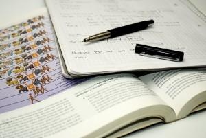buku pelajaran, belajar