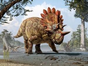 dinosaurus bertanduk