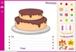 Games Memasak Kue Ulang Tahun