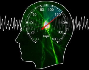 otak, speedometer