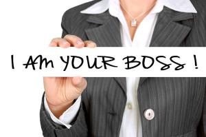 wanita karir, bos, pengusaha