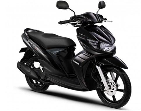 Yamaha Mio Matic.