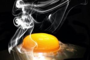 kolesterol, kuning telur
