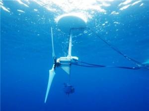 turbin, pembangkit listrik, arus laut