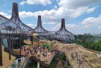Dusun Semilir Bawen - Thumbnail Destinasi Wisata Liburan Semarang Indonesia Flgiht ID