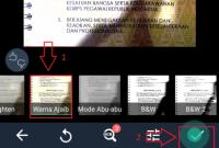 scan dokumen menggunakan hp