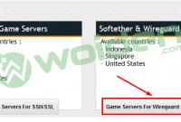 Server VPN Wireguard dan Softether