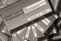 Melihat password tersimpan di browser