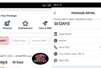 Paket Combo Sakti Unlimited Apps Telkomsel