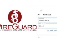 Wireguard di android dan pc untuk internet gratis
