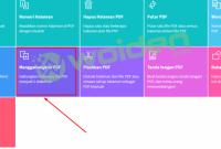 Menggabungkan file PDF tanpa aplikasi