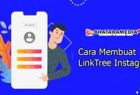 Cara Membuat LinkTree Instagram