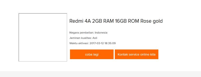 Cek Garansi Xiaomi Untuk Mengetahui Garansi Resmi Xiaomi