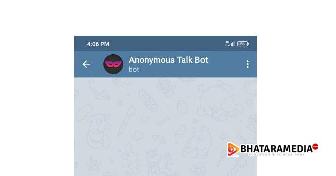 Cara Menggunakan Telegram Anonymous Chat