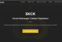 Cara Urus SKCK Online untuk Syarat CPNS atau Lamaran Kerja