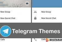 Cara Buat Tema Telegram dengan Mudah