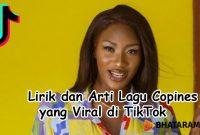 Lirik dan Arti Lagu Copines yang Viral di TikTok