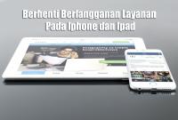 Berhenti Berlangganan Layanan Pada Iphone dan Ipad