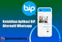 Kelebihan Aplikasi BiP, Alternatif Whatsapp